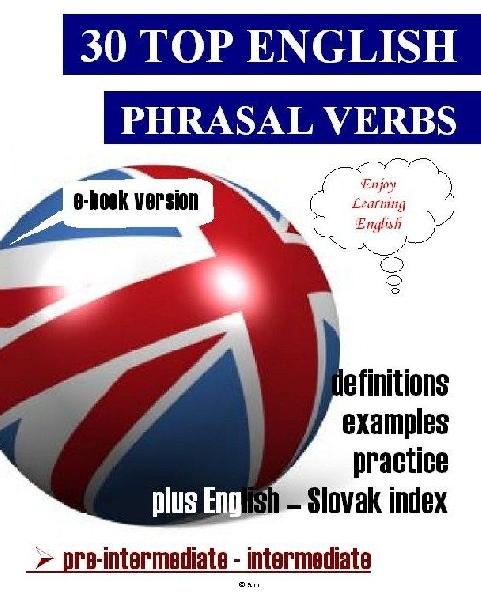 30 TOP English Phrasal Verbs
