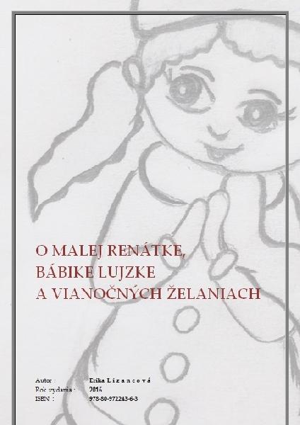 O malej Renátke, bábike Lujzke a vianočných želaniach