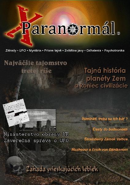 XParanormál 2014