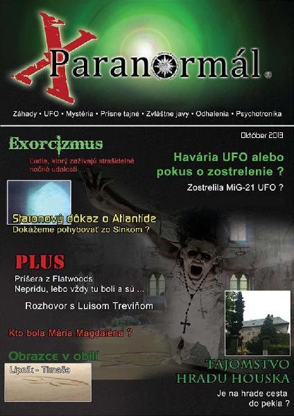 XParanormál 2013
