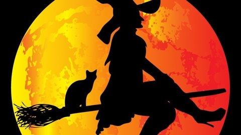 Čarodejnica a upír