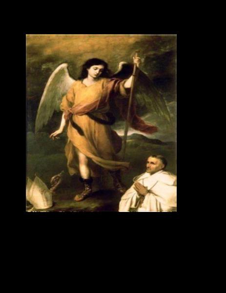 Pod Krídlami archanjela