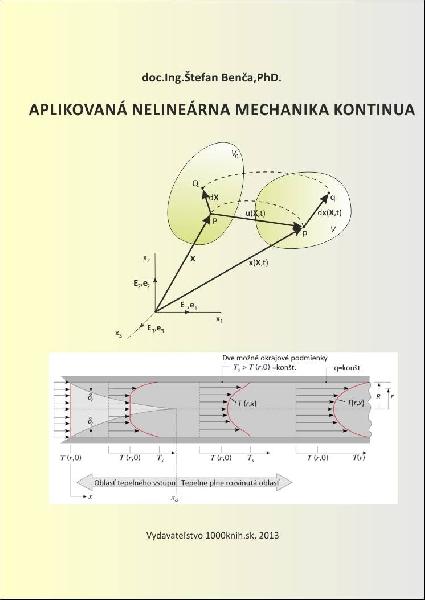 Aplikovaná nelineárna mechanika kontinua