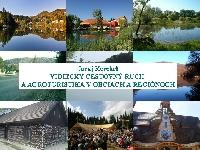 Vidiecky cestovný ruch a agroturistika v obciach a regiónoch