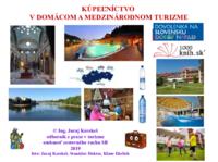 Kúpeľníctvo v domácom a medzinárodnom turizme